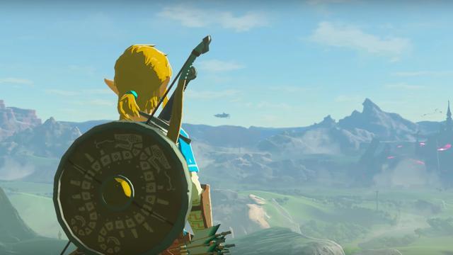 Nieuwste Zelda-game uitgeroepen tot game van het jaar
