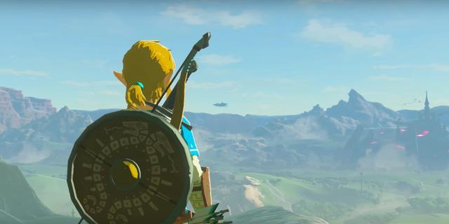 Nintendo maakt Zelda- en Mario-games op Switch geschikt voor VR-bril