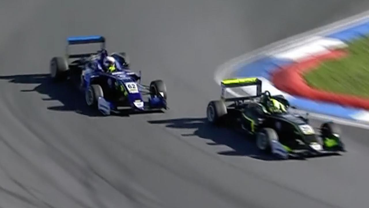 17-jarige Brit Norris jongste kampioen ooit in Formule 3