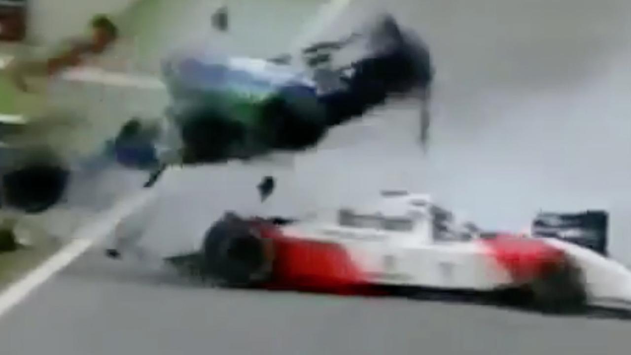 F1 Brazilië 1994