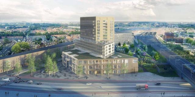 Twee jaar durende bouw gerechtsgebouw start in maart