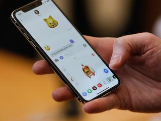 'Andere smartphonemakers weinig interesse in oled'