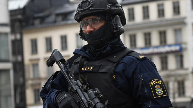 Gewonden bij schietpartij op plein in Zweedse stad Trelleborg