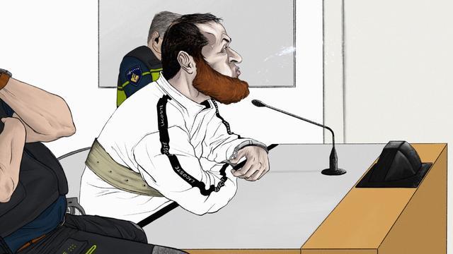 Gökmen T. krijgt levenslang voor aanslag in Utrechtse tram
