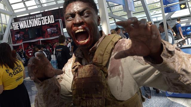 The Walking Dead-producent denkt nog steeds niet aan einde serie