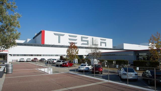 Verkopen Tesla in Hongkong volledig ingezakt