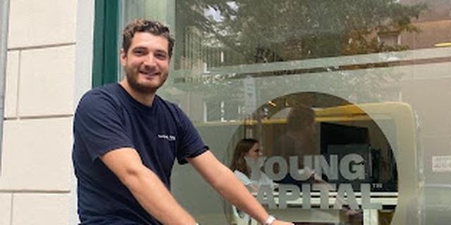 Sebastiaan is accountmanager in Berlijn: 'Duitsers houden van papier'