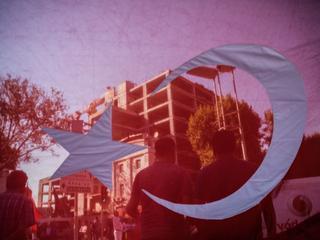 Blokkade volgt na arrestaties pro-Koerdische partijleiders