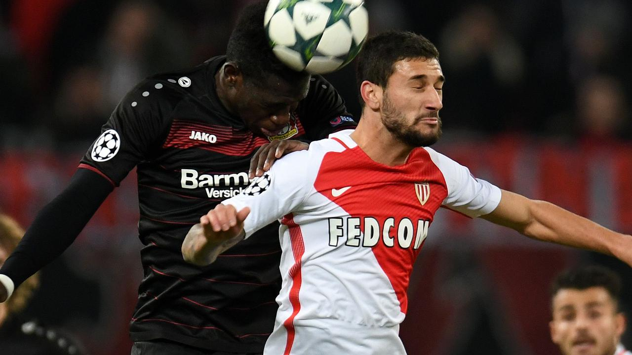 Samenvatting Bayer Leverkusen-AS Monaco (3-0)