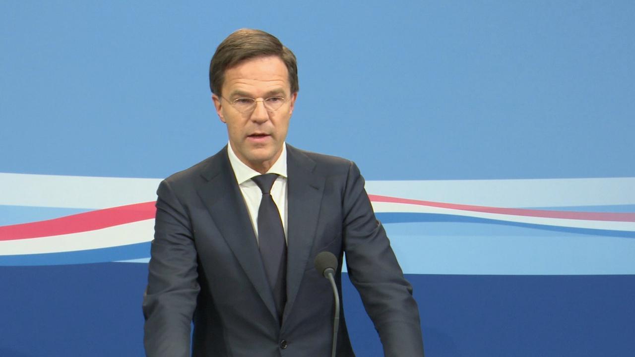 Rutte: 'Mensen in Groningen hebben het recht op schadecompensatie'