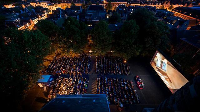 Summer Special Leids Film Festival afgelast wegens slecht weer