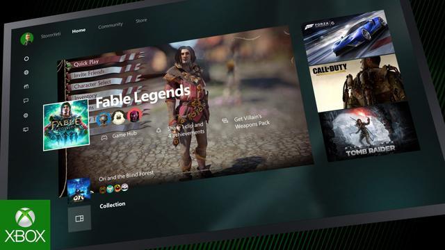 Grote Xbox One-update verschijnt dit weekend voor alle testdeelnemers