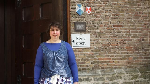 Myriam de Jong-Smits werkt 25 jaar voor bisdom Breda