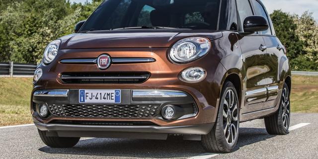 Fiat maakt prijzen vernieuwde 500L bekend