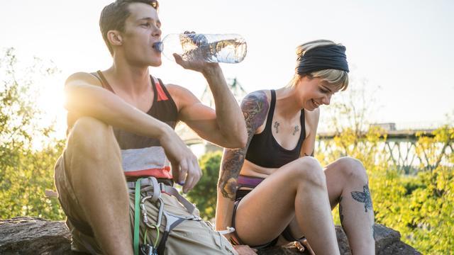 Regering Trump staat weer plastic flesjes water toe in Nationale Parken