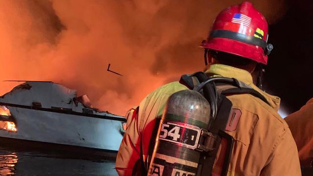 Eigenaren van in brand gevlogen boot naar rechter om claims te voorkomen