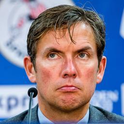 Sparta ontslaat trainer Pastoor na zware nederlaag tegen Feyenoord