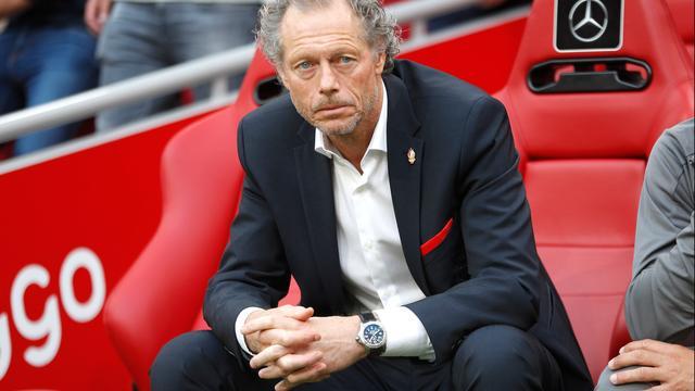Preud'homme vindt dat Ajax ploeg heeft voor Champions League