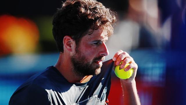 Haase teleurgesteld na zevende nederlaag op rij in eerste ronde Melbourne