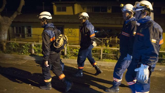 Chili begint met opruimen na zware aardbeving