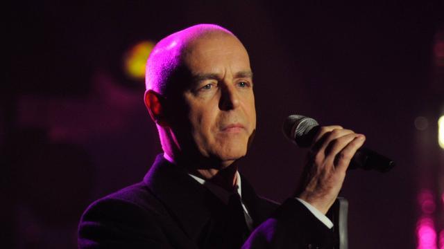 Pet Shop Boys-zanger zingt niet over ouderdom vanwege hoge stem