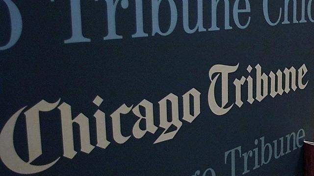 Gannett doet vijandig overnamebod op mediabedrijf Tribune