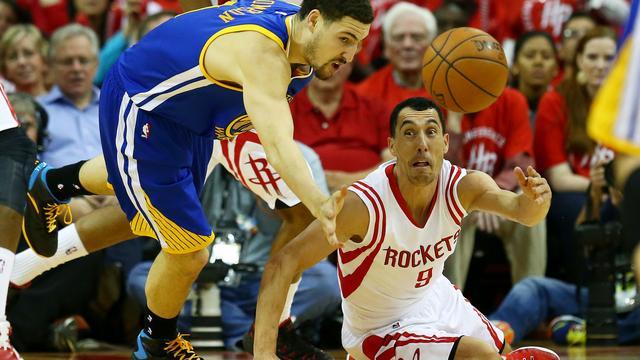 Rockets verkleinen achterstand in finale Western Conference