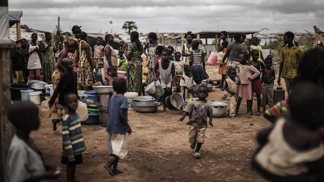 Wereldwijde kindersterfte sinds eeuwwisseling bijna gehalveerd
