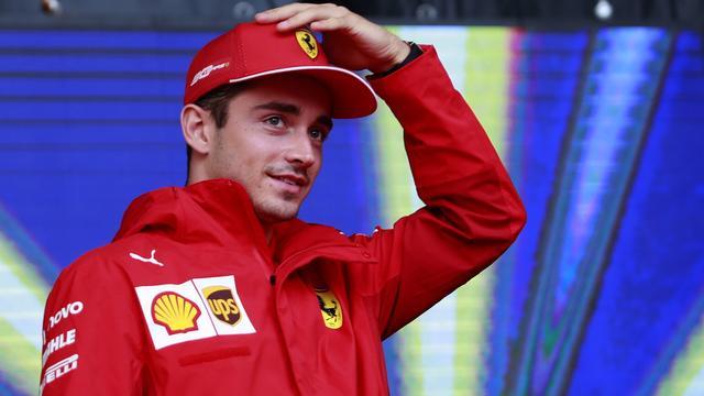 Leclerc: 'Ik moet volgende keer mijn mond houden op boordradio'
