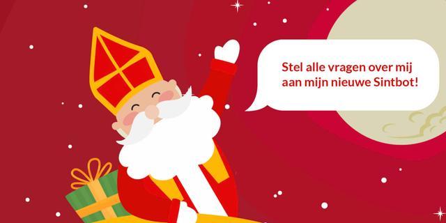 Chatbot laat kinderen vragen stellen over Sinterklaas