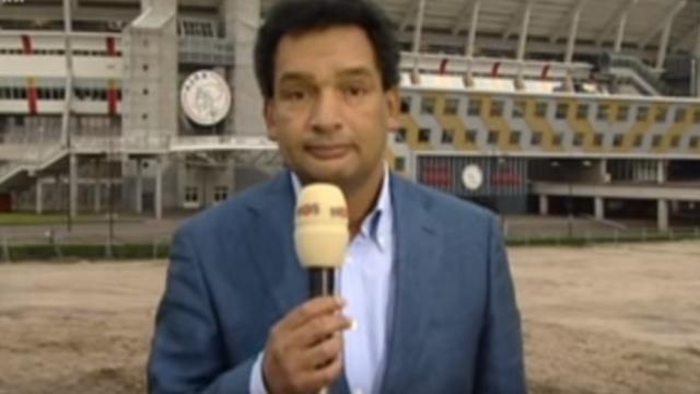 Gerri Eickhof kreeg 'maandenlang gratis bier' na legendarische Ajax-tirade