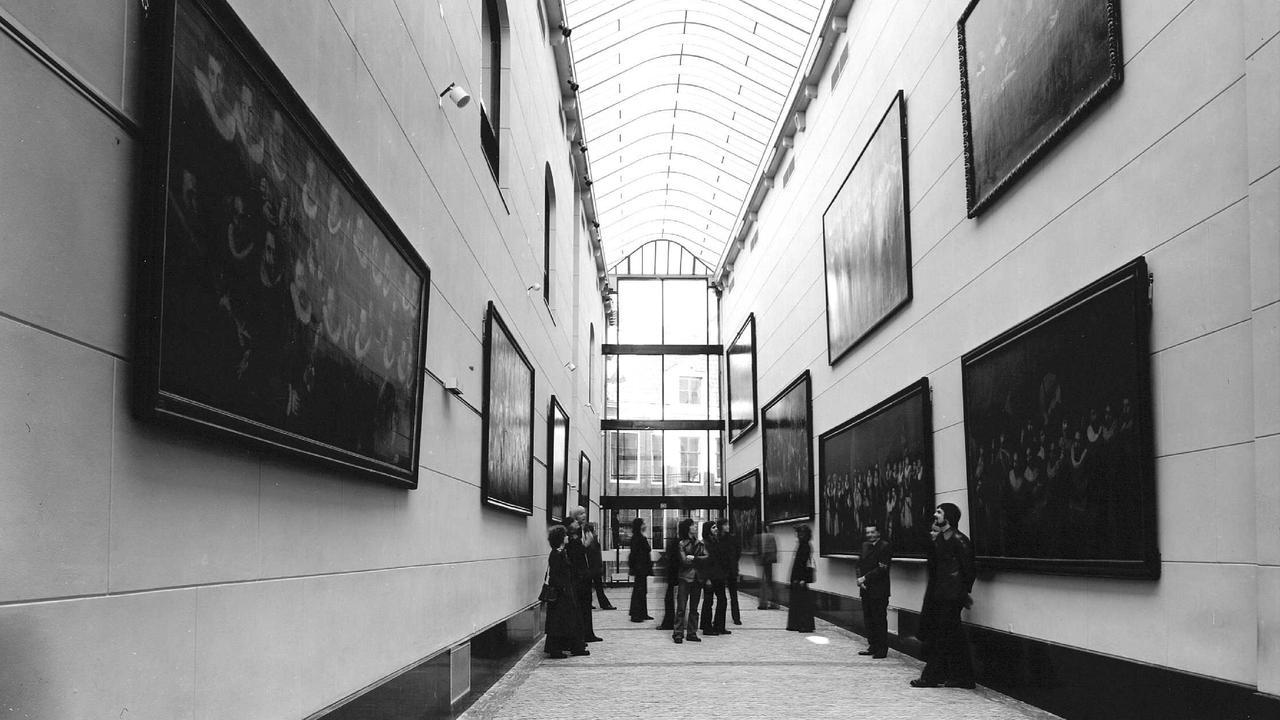 Verhuizing Amsterdam Museum
