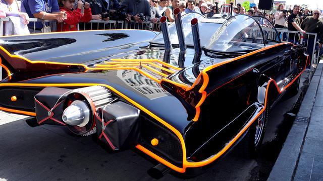 Batmobile-ontwerper George Barris overleden