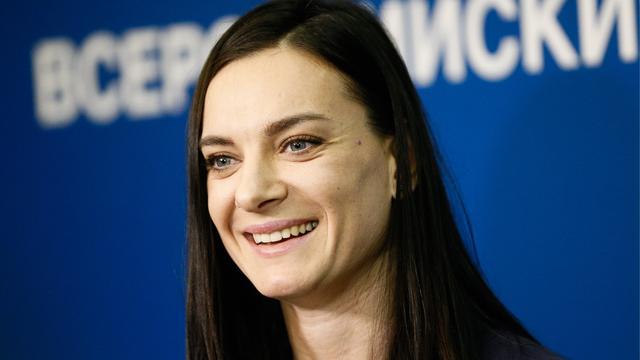 Isinbayeva kwaad op klokkenluiders in Russische dopingzaak
