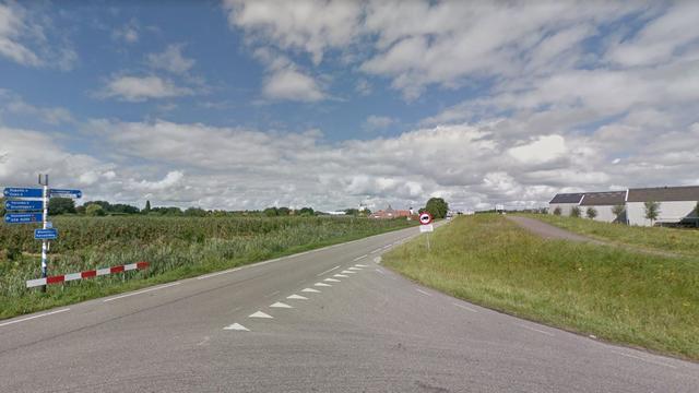 Motorrijder (59) overleden bij eenzijdig ongeval Wemeldinge