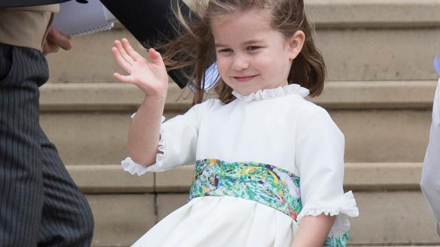 Kensington Palace deelt nieuwe foto's van jarige prinses Charlotte (4)