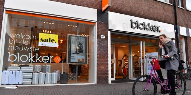 Financieel directeur Blokker vertrekt begin november