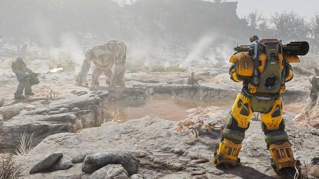 Persoonsgegevens van spelers Fallout 76 gelekt