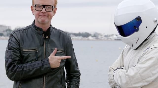 Chris Evans stopt als presentator Top Gear