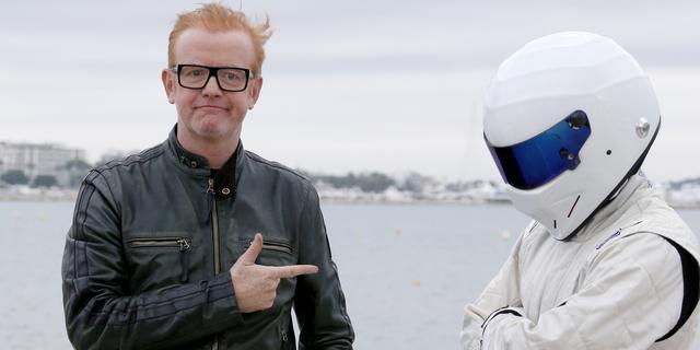 Chris Evans stopt als presentator Top Gear