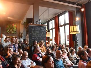 Drietal strijdt in de Leidse Schouwburg om de titel