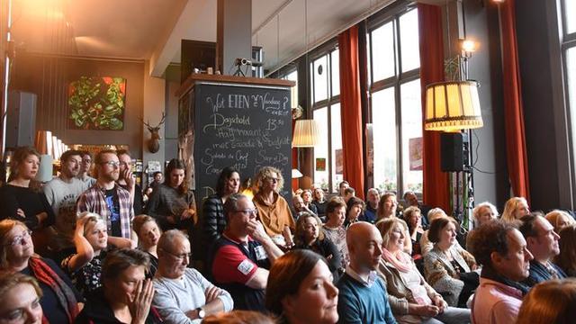 Leids Cabaret Festival afgetrapt met 'preken'