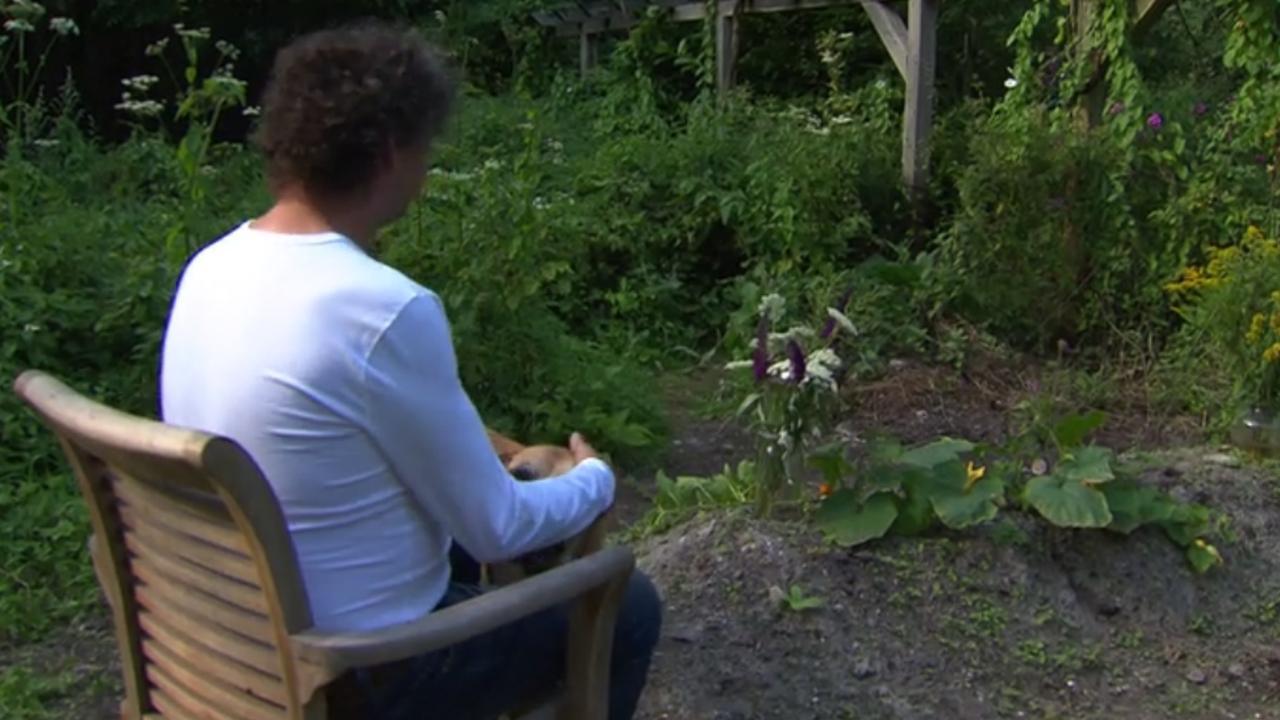 Dode vrouw mag in Brunssumse tuin blijven liggen