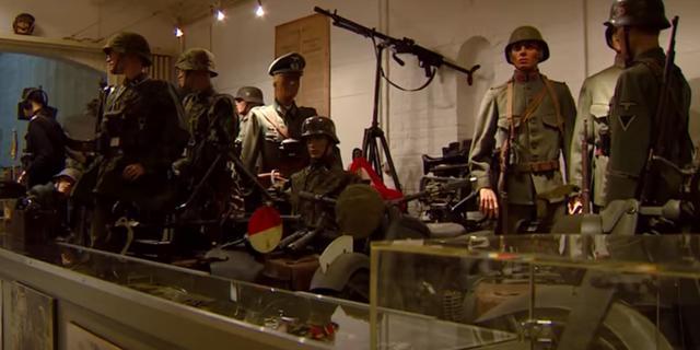 Dieven roven Oorlogsmuseum in Ossendrecht vrijwel helemaal leeg