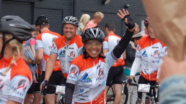 Vijfde editie Ride for Hope groot succes in Utrecht