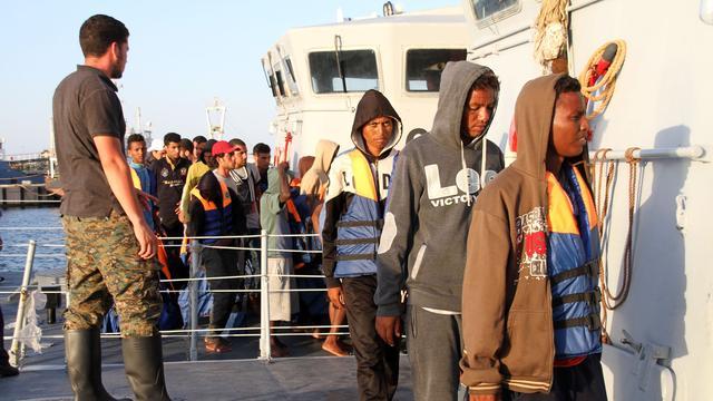 Italië weigert opnieuw schip met honderden migranten aan boord
