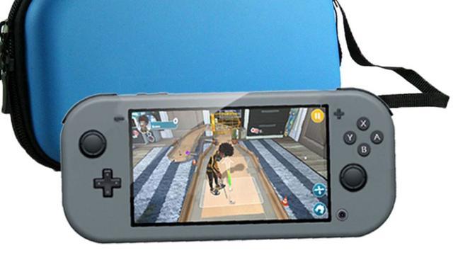 Mogelijk eerst beelden Nintendo Switch Mini gelekt