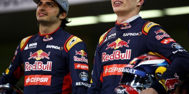 Verstappen 'erg tevreden' over eerste seizoen in Formule 1