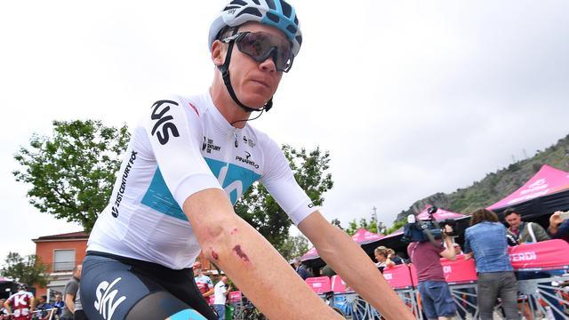 Froome blijft ondanks 'moeilijke start' geloven in eindzege Giro