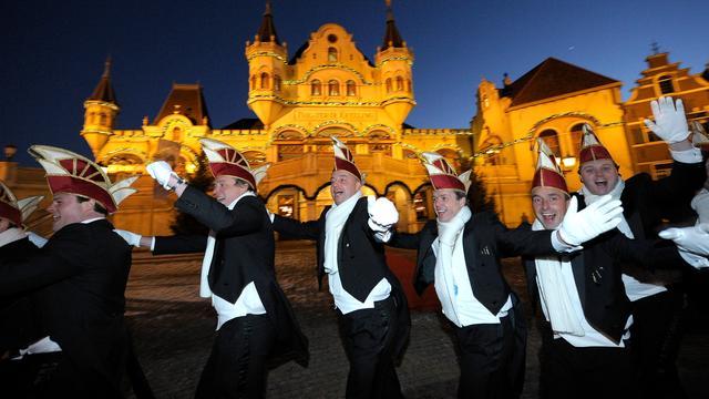 Carnavalsoptocht Roermond afgelast vanwege harde windstoten